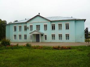 Школа №12, современный вид