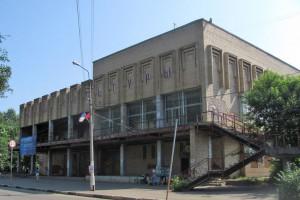 Фасад ДК до реконструкции, конец 90-х - начало 2000-х