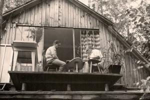 Дачники, 1958г